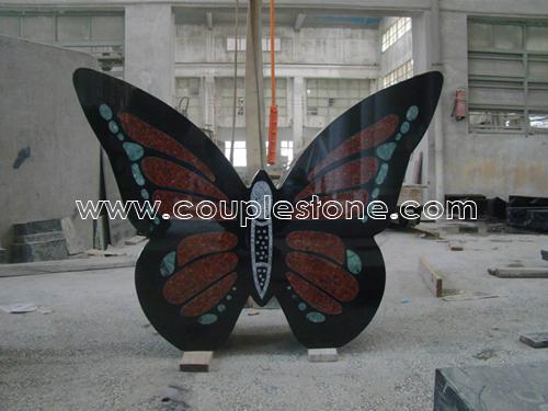 Butterfly shape